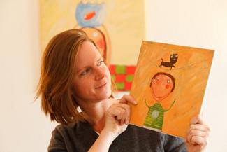 Petra Kill mal Kunst fürs Kinderzimmer